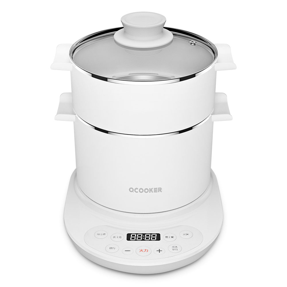 CR-DR01-Multifunctional-2L-Electric-Mini-Rice-Cooker-Used-In-House-220V-50Hz-Enough-For-Two