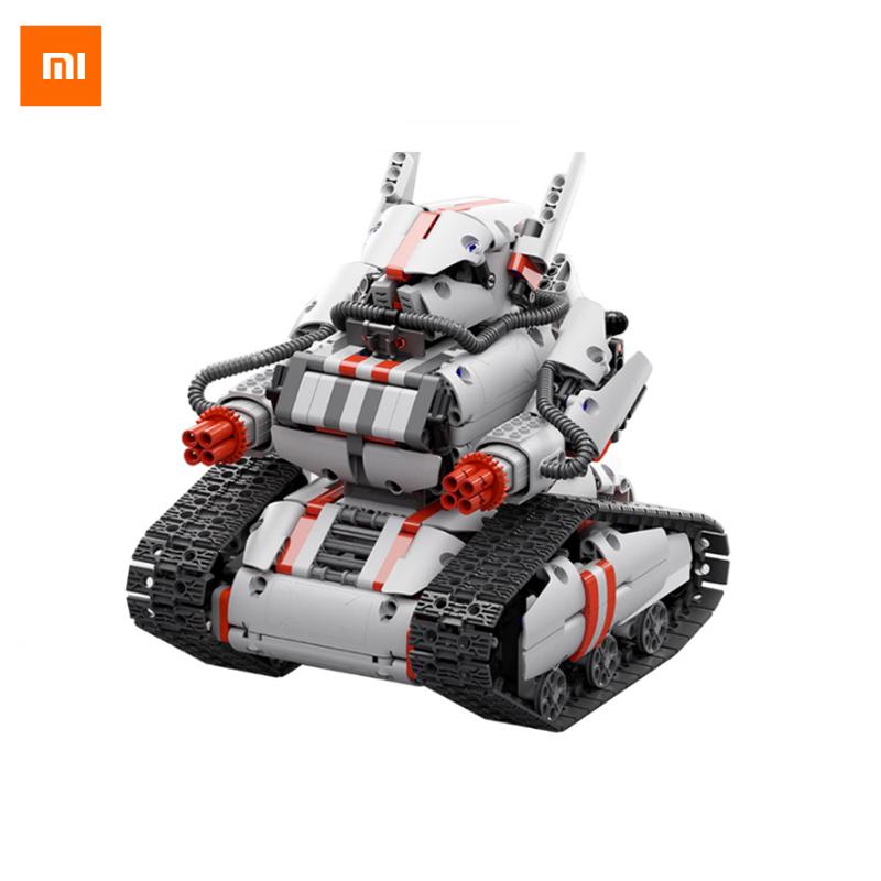 Newest-Mitu-Robot-Tank-Mecha-Crawler-Base-Xiaomi-Mitu-Building-Block-Robot-Crawler-Tank-Version-Controll